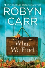 Carr, Robyn What We Find