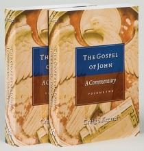 Craig S. Keener The Gospel of John