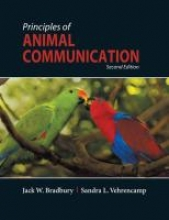 Jack W. Bradbury,   Sandra L. Vehrencamp Principles of Animal Communication