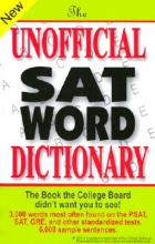 Burchers, Sam The Unofficial SAT Word Dictionary