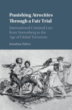 Hafetz, Jonathan Punishing Atrocities through a Fair Trial