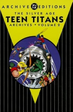 Haney, Bob The Silver Age Teen Titans Archives 2