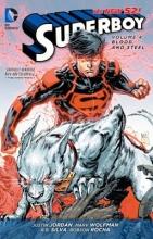 Jordan, Justin,   Lobdell, Scott Superboy 4