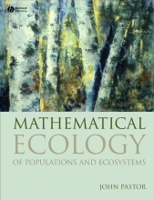 John Pastor Mathematical Ecology of Populations and Ecosystems