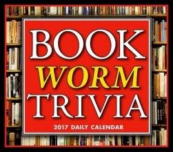 Bookworm Trivia 2017 Calendar