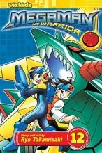 Takamisaki, Ryo Megaman Nt Warrior 12