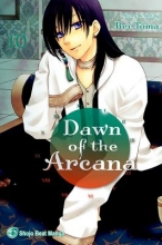 Toma, Rei Dawn of the Arcana 10