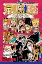 Oda, Eiichiro One Piece 71
