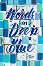 Crowley, Cath Words in Deep Blue