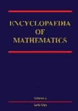 Michiel Hazewinkel Encyclopaedia of Mathematics