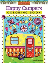 Thaneeya McArdle Happy Campers Coloring Book