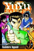 Togashi, Yoshihiro,   Leach, Gary YuYu Hakusho 4