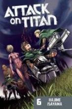 Isayama, Hajime Attack on Titan 6