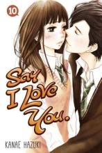Hazuki, Kanae Say I Love You 10