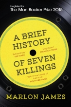 Marlon,James Brief History of Seven Killings