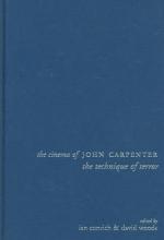 Conrich, Ian The Cinema of John Carpenter