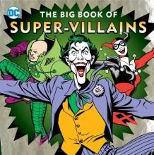 Katz, Morris The Big Book of Super-Villains
