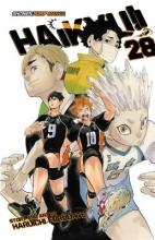 Furudate, Haruichi Haikyu!! 28
