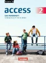Seidl, Jennifer,   Rademacher, Jörg English G Access Band 2: 6. Schuljahr - Allgemeine Ausgabe - Das Ferienheft