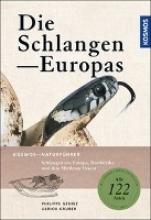 Geniez, Philippe,   Gruber, Ulrich,   Westhoff, Katja,   Westhoff, Guido Die Schlangen Europas