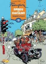 Franquin, André Spirou & Fantasio Gesamtausgabe 05: Spirou Gesamtausgabe Band 5