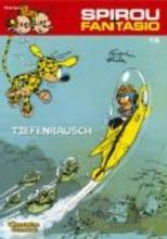 Franquin, Andre Spirou und Fantasio 15. Tiefenrausch