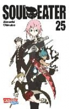Ohkubo, Atsushi Soul Eater 25