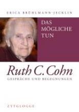Brühlmann-Jecklin, Erica Das Mögliche tun