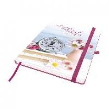Notizbuch »Alles hat seine Zeit«