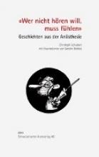 Schubert, Christoph Wer nicht hren will, muss fhlen