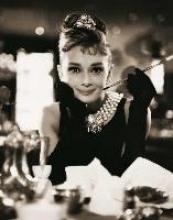 Audrey Hepburn - new. Blankbook