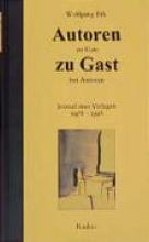 Erk, Wolfgang Autoren zu Gast, zu Gast bei Autoren