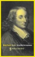 Pascal, Blaise Blaise Pascal Briefe 1