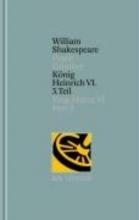 Shakespeare, William Knig Heinrich VI. 3