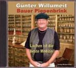Willumeit, Günter Lachen ist die beste Medizin!