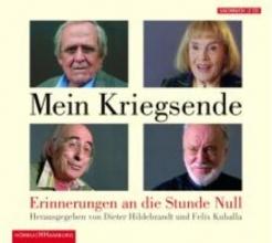 Hildebrandt, Dieter Mein Kriegsende - Erinnerungen an die Stunde Null