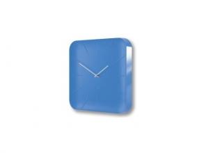 , wandklok Sigel Artetempus Inu New Blue met quartz uurwerk