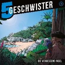 Schuffenhauer, Tobias Die vergessene Insel - 5 Geschwister (13)