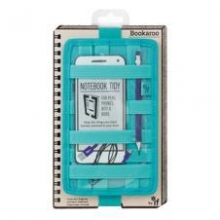 , Bookaroo Notebook Turquoise