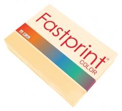 , Kopieerpapier Fastprint A4 80gr donkerchamois 500vel