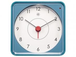 , Alarmklok nXt Nathan 7.3 x 7.3 x 3.3 cm blauw