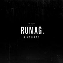 RUMAG RUMAG. BLACKBOOK