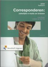 Cees  Braas, Lidwien van der Pas Corresponderen