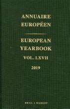 , European Yearbook Annuaire Européen, Volume 67 (2019)