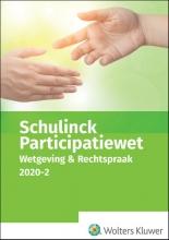 , Schulinck Participatiewet Wetgeving & Rechtspraak 2020.2