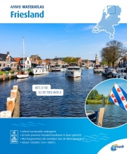 , Wateratlas Friesland