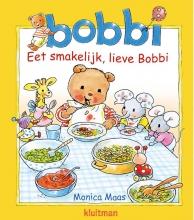 Monica Maas , Eet smakelijk, lieve Bobbi