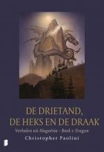 Christopher Paolini , De drietand, de heks en de draak