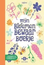 Jaap  Langenberg Mijn bloemenbewaarboekje