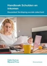 Wijnand Prins Odile Oort, Handboek Schulden en inkomen Verdieping sociale zekerheid